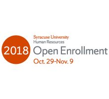 Syracuse University Open Enrollment logo
