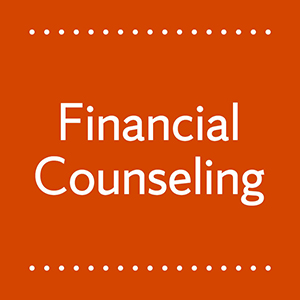 Link to Financial Counseling page