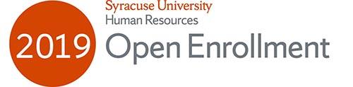 2019 Open Enrollment signifier