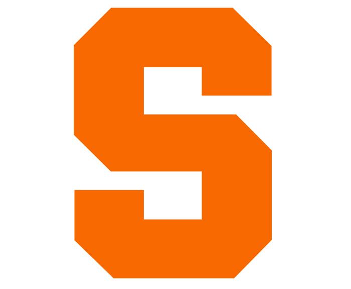 Syracuse University block S