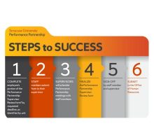 Performance Partnership steps to success