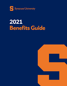 2021 Benefits Guide cover photo